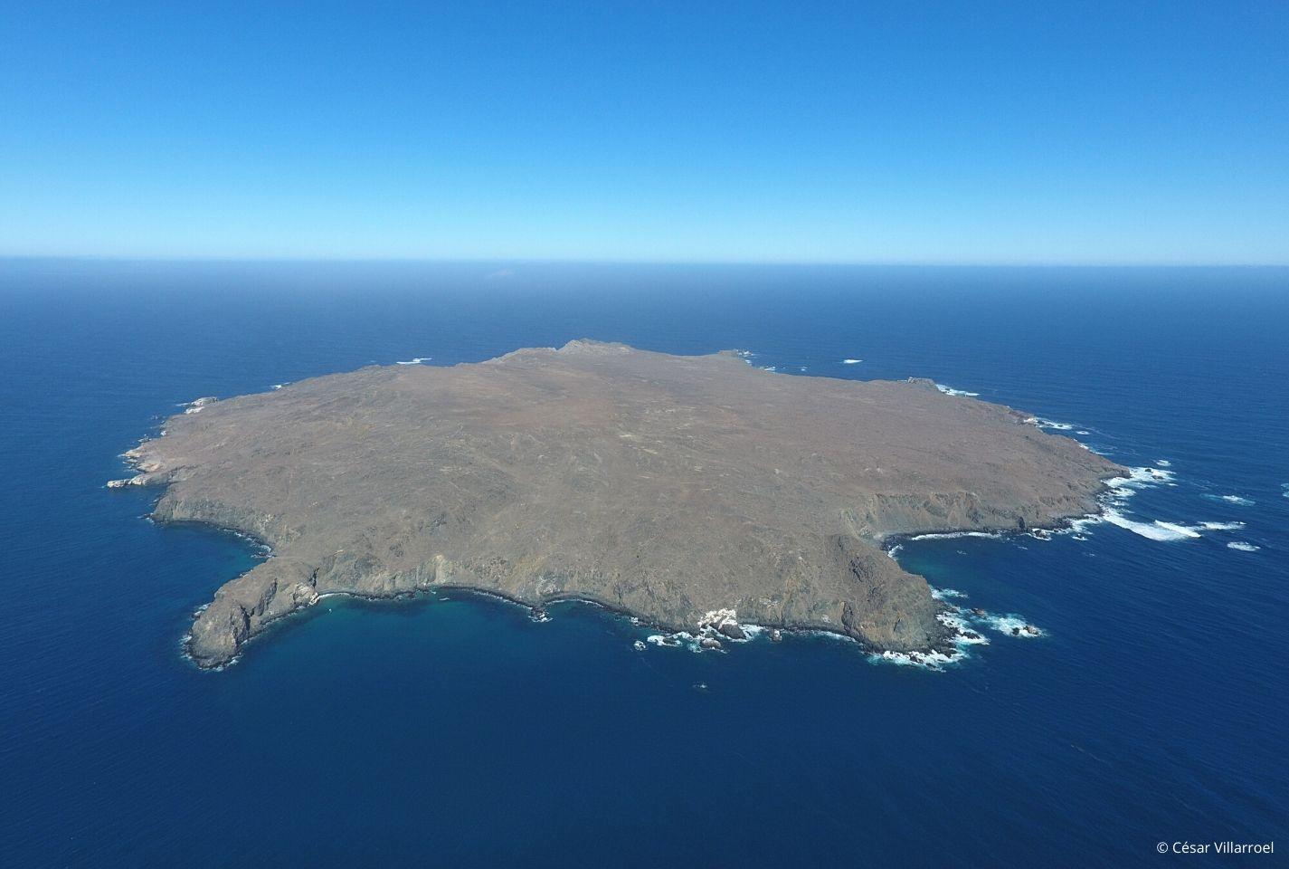 Archipiélago de Humboldt, paraíso en peligro