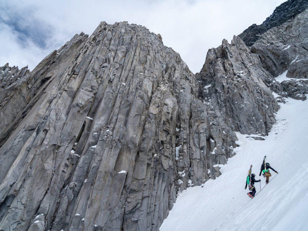 Deep Andes: Glacia Universidad