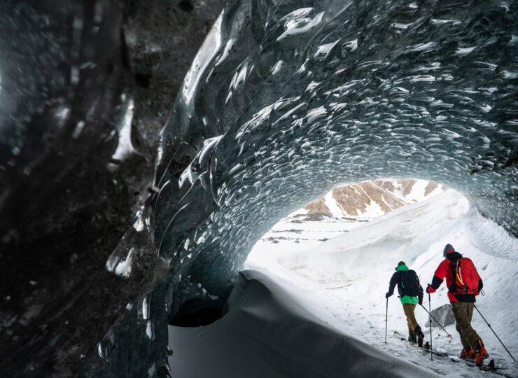 Deep Andes: Glaciar Universidad