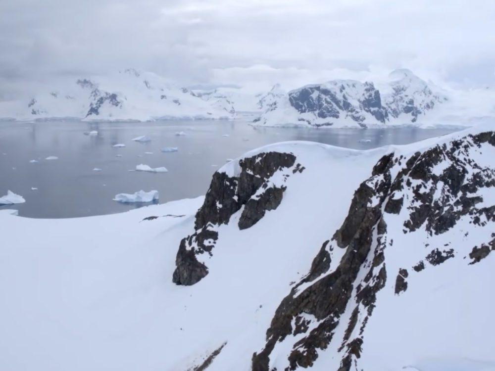 La Península Antártica
