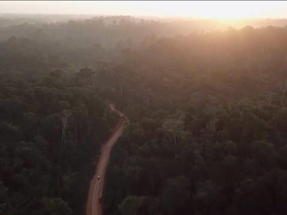 Suriname El Paraíso perdido
